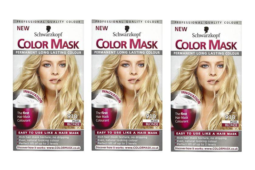 краска для мелирования волос в домашних