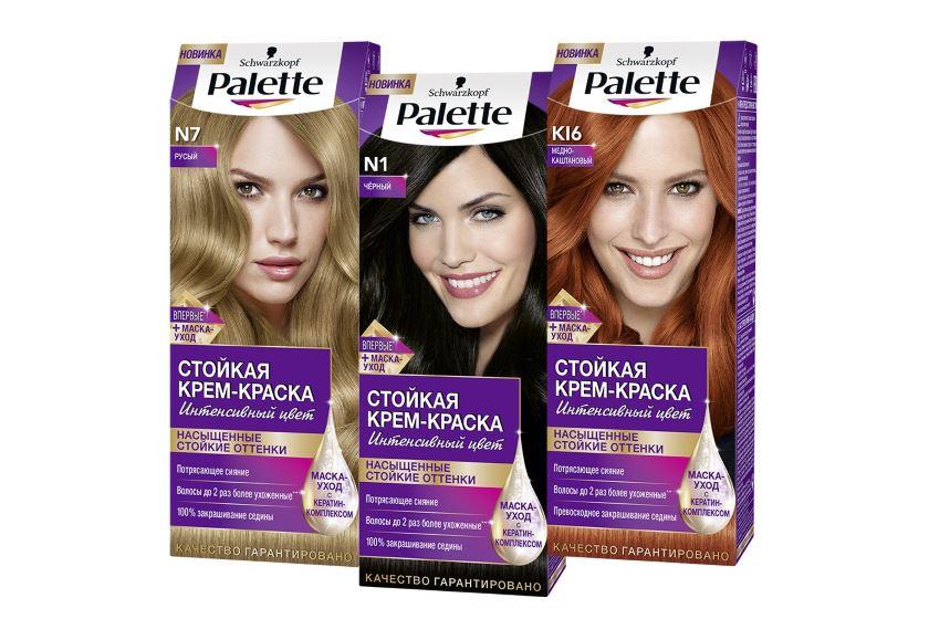 лучшая краска для волос для домашнего