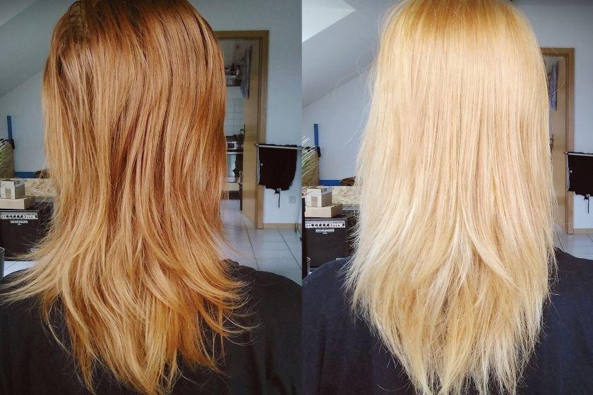 лучшая осветляющая краска для волос