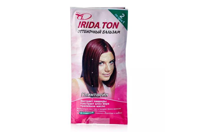 тонировочная краска для волос
