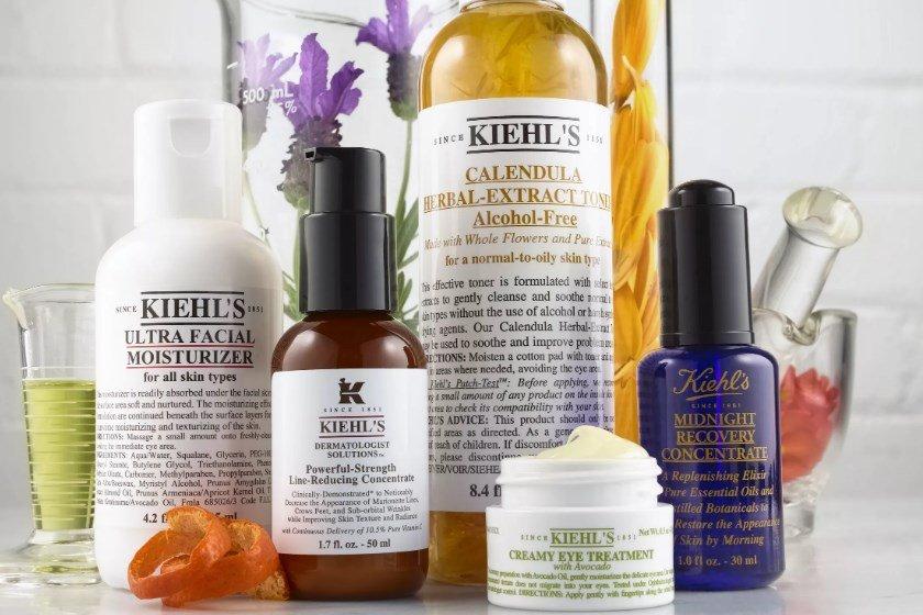 Товары компании Kiehl's