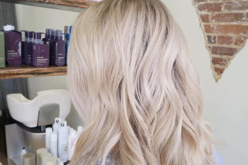 жемчужный блонд краска для волос