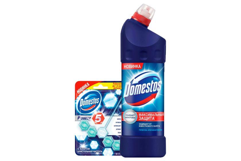 моющие средства для чистки унитазов
