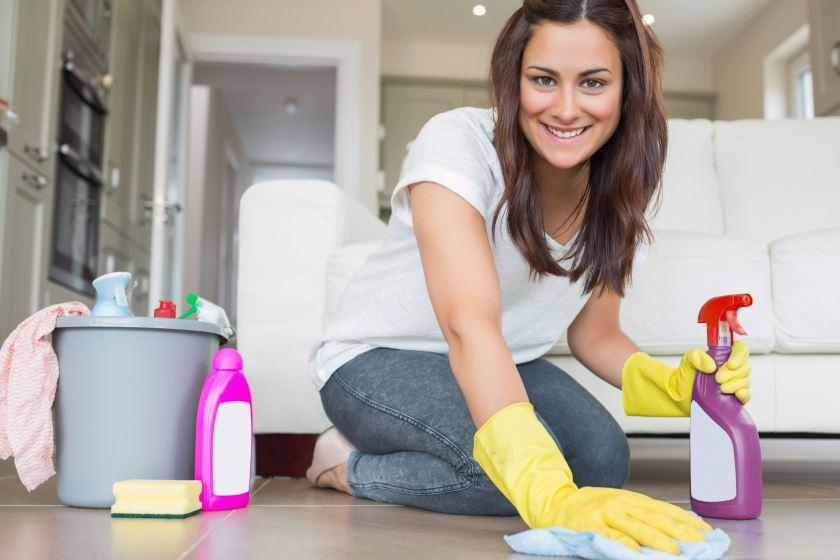 моющие средства для уборки квартиры