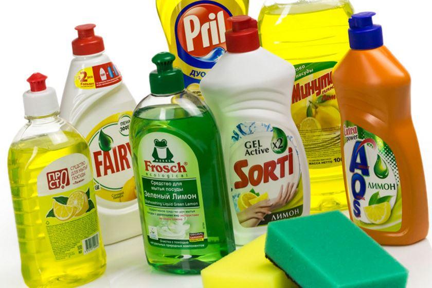 Исследование Роскачество: моющее средство для посуды — вся правда о брендах
