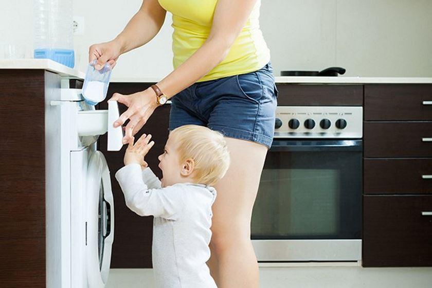 стиральный порошок для новорожденных какой лучше