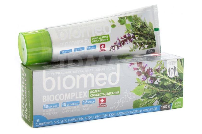 биомед паста зубная отзывы