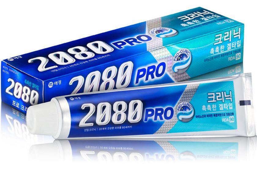 профессиональная зубная паста