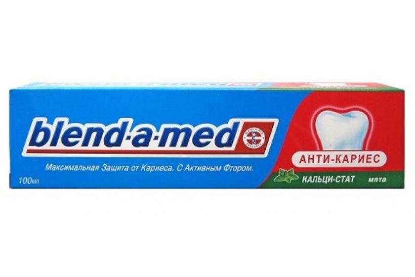 зубная паста от кариеса