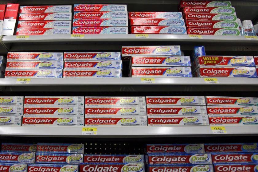 Состав зубной пасты «Колгейт»: действующие компоненты и виды средств