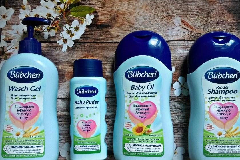 Компания Бюбхен. Бережная забота о Вашей коже.