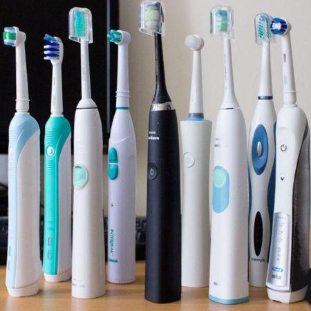 Электрическая зубная щетка: модный аксессуар и бережное очищение полости рта