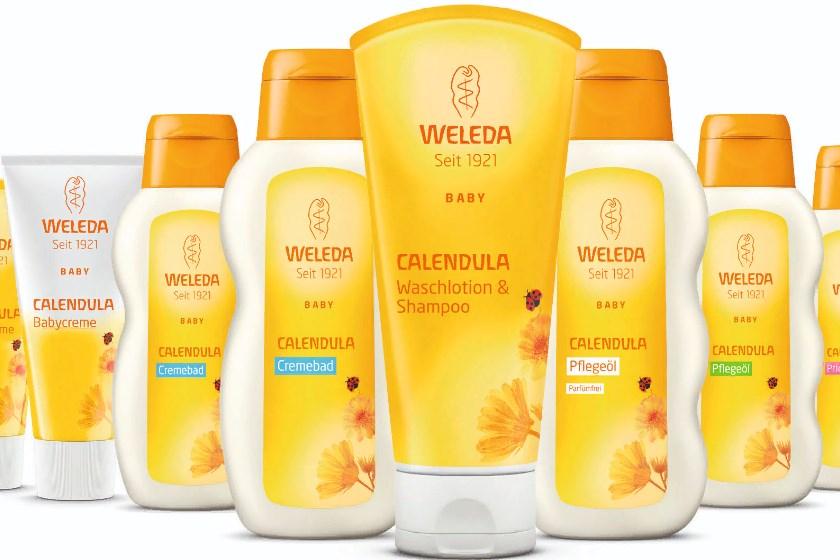Компания Weleda. Экологически чистая продукция на каждый день.