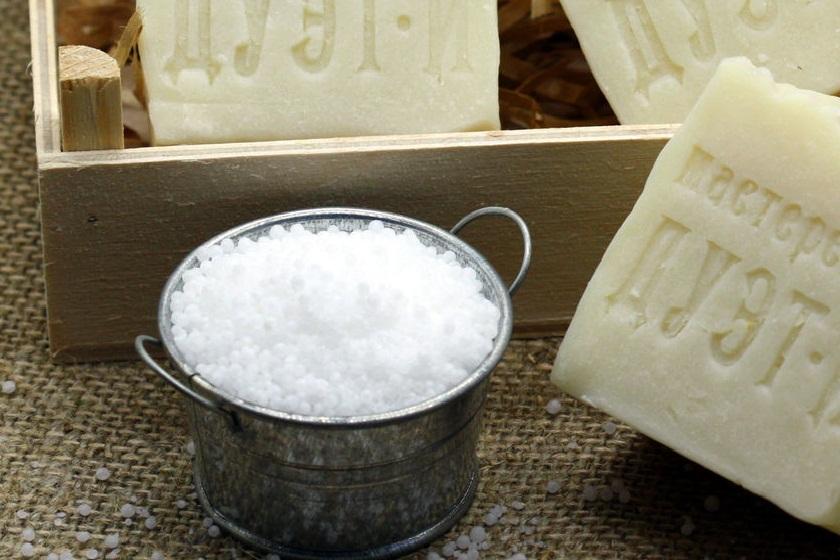 Можно ли готовить хозяйственное мыло в домашних условиях