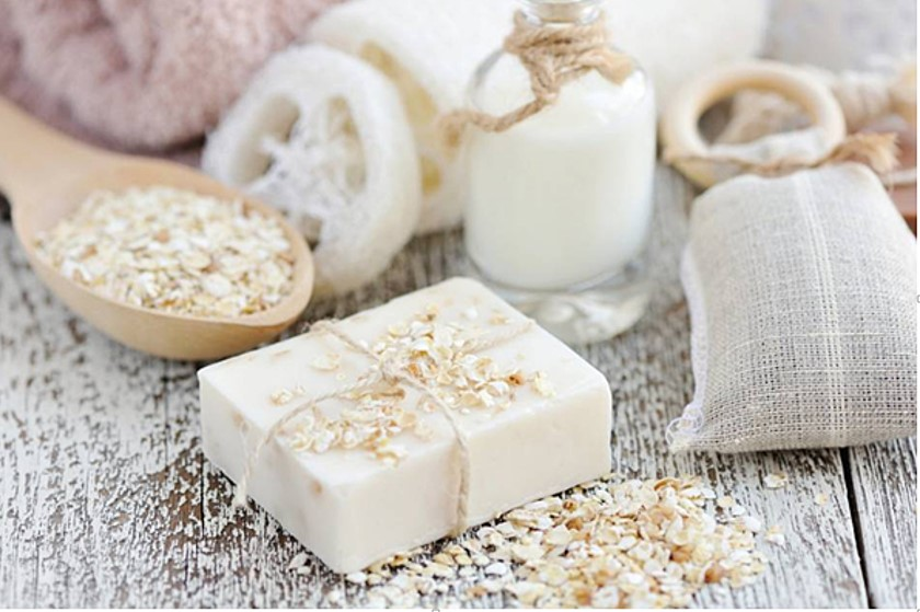 Этапы приготовления домашнего мыла