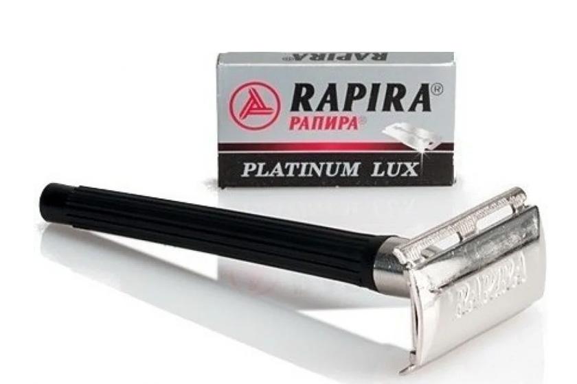 Рапира – классический станок для бритья