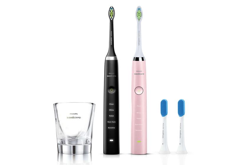 Зубная щетка Philips – инновационные технологии бережного очищения зубов