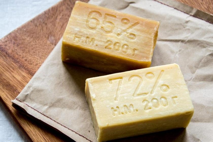 виды хозяйственное мыла