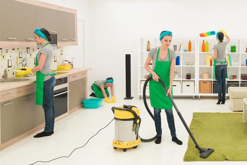 Клининг квартиры – чистота без хлопот