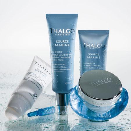 Косметика Thalgo – сила моря для здоровья и молодости кожи