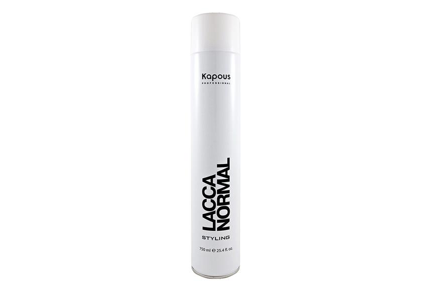 Лак для волос Lacca – естественная прическа и здоровые волосы