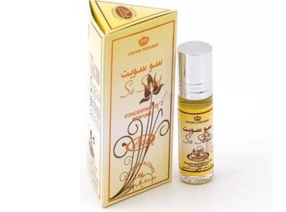 Масляная парфюмерия: роскошь Востока