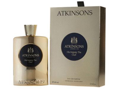 Atkinsons: парфюмерия с многовековой историей