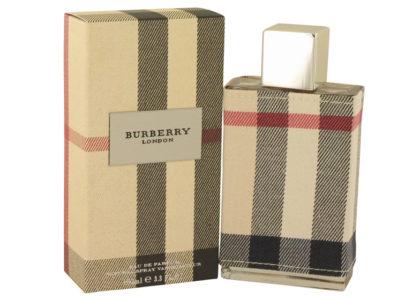 Бренд парфюмерии Burberry