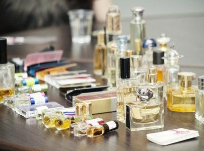 Классы парфюмерии