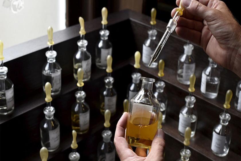 Производство парфюмерии
