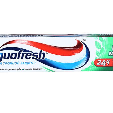 Aquafresh: здоровье полости рта всей семьи