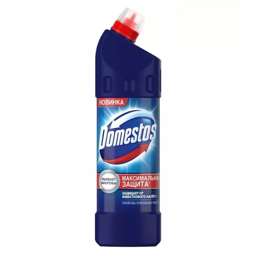 """Чистящее средство Domestos """"Кристальная чистота"""", 1 л"""