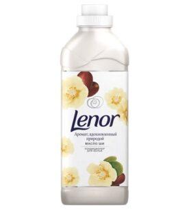 Кондиционер-концентрат для белья Lenor «Масло ши», 910 мл