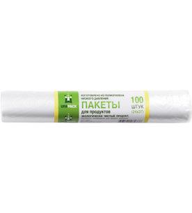 пакеты для продуктов 24 на 37 , 100 штук (артикул ПФ 24 -37)