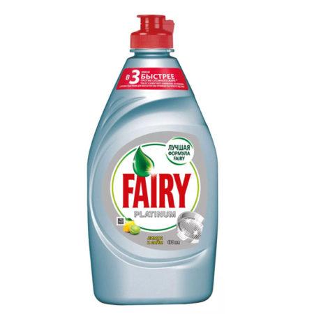 Fairy: от жира и запаха на посуде не останется и следа