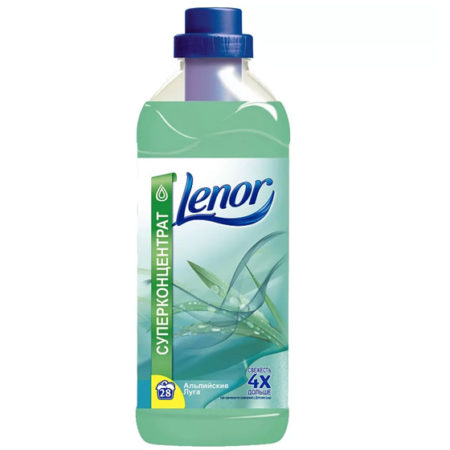 Lenor: для мягкости и свежести белья