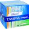 Tampax: гигиенические товары наивысшего качества