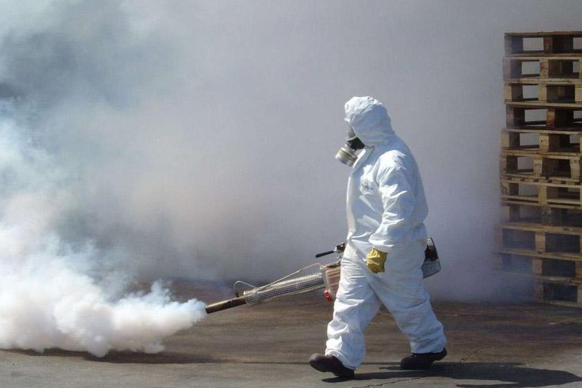 Генератор тумана для дезинфекции