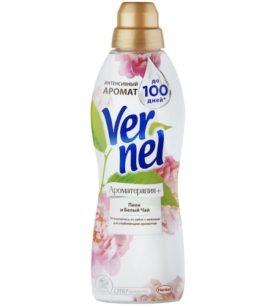 """Кондиционер для белья Vernel """"Пион и Белый чай"""", 910 л"""
