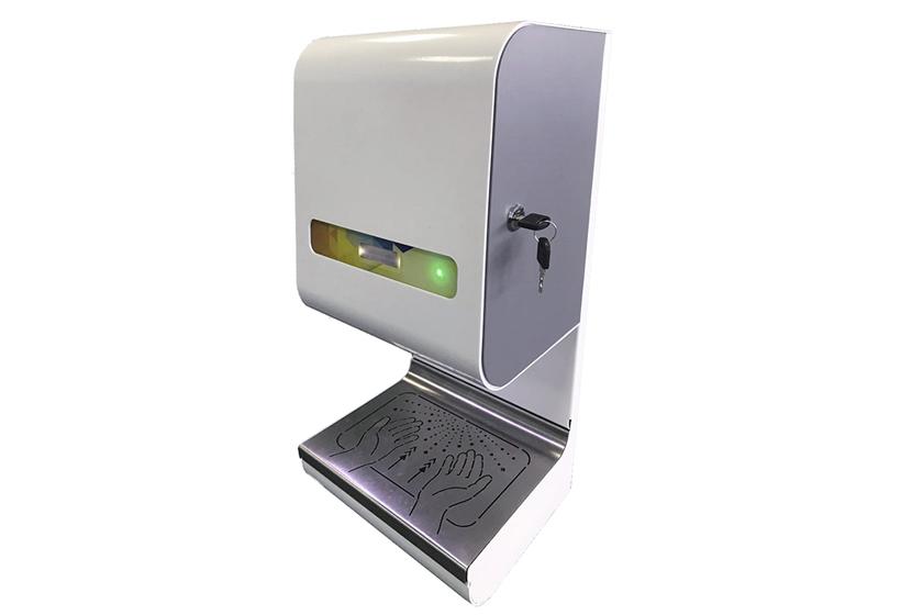 Аппарат для дезинфекции рук