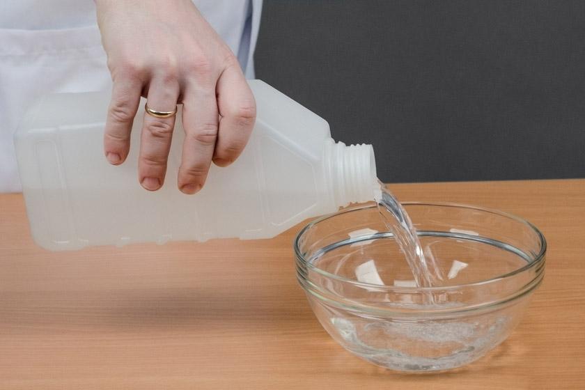 Как приготовить спиртовой раствор для дезинфекции