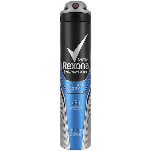 Дезодорант спрей Rexona Men, Cobalt, 200 мл