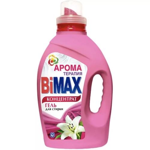 """Гель для стирки Bimax """"Ароматеропия"""", 2,6 л"""