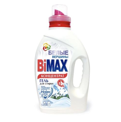 Гель для стирки Bimax Белые вершины 2,6 л