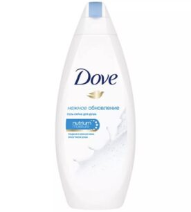 """Крем-гель для душа Dove """"Нежное обновление"""", 250 мл"""