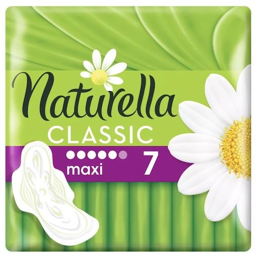 "Прокладки Naturella ""Classic, Maxi"", 7 шт"