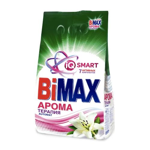"""Стиральный порошок Bimax """"Ароматеропия"""", 3 кг"""