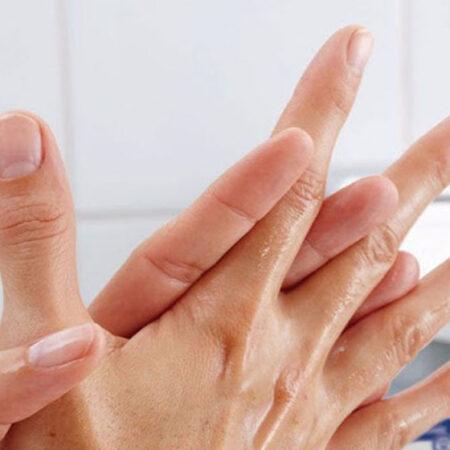 Жидкость для дезинфекции рук