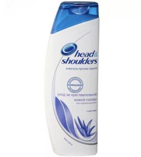 """Шампунь Head&Shoulders """"Уход за чувствительной кожей головы"""", 200 мл"""