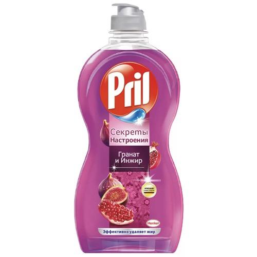 """Средство для мытья посуды Pril """"Гранат и инжир"""", 450 мл"""